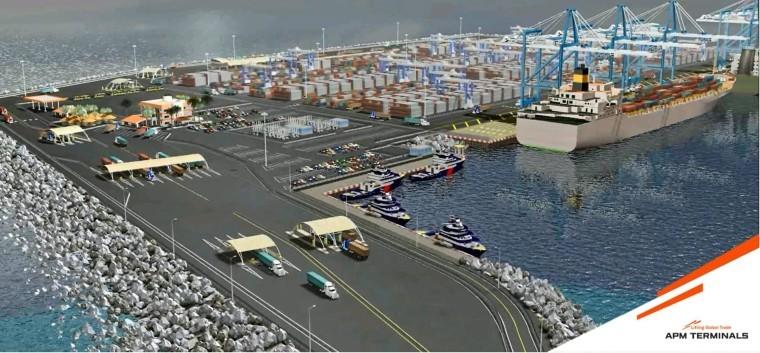 Foto de APM Terminals adjudica el proyecto de tratamiento de aguas