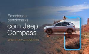 Foto de Excediendo los benchmarks de Jeep Compass con Teads