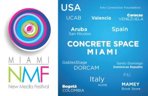 MNMF 2018 en Concrete Space