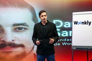 Daniel Santos, CEO y fundador de Woonkly