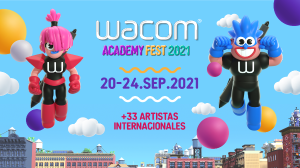 Wacom Academy 2021