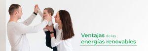 Ventajas de las energías renovables